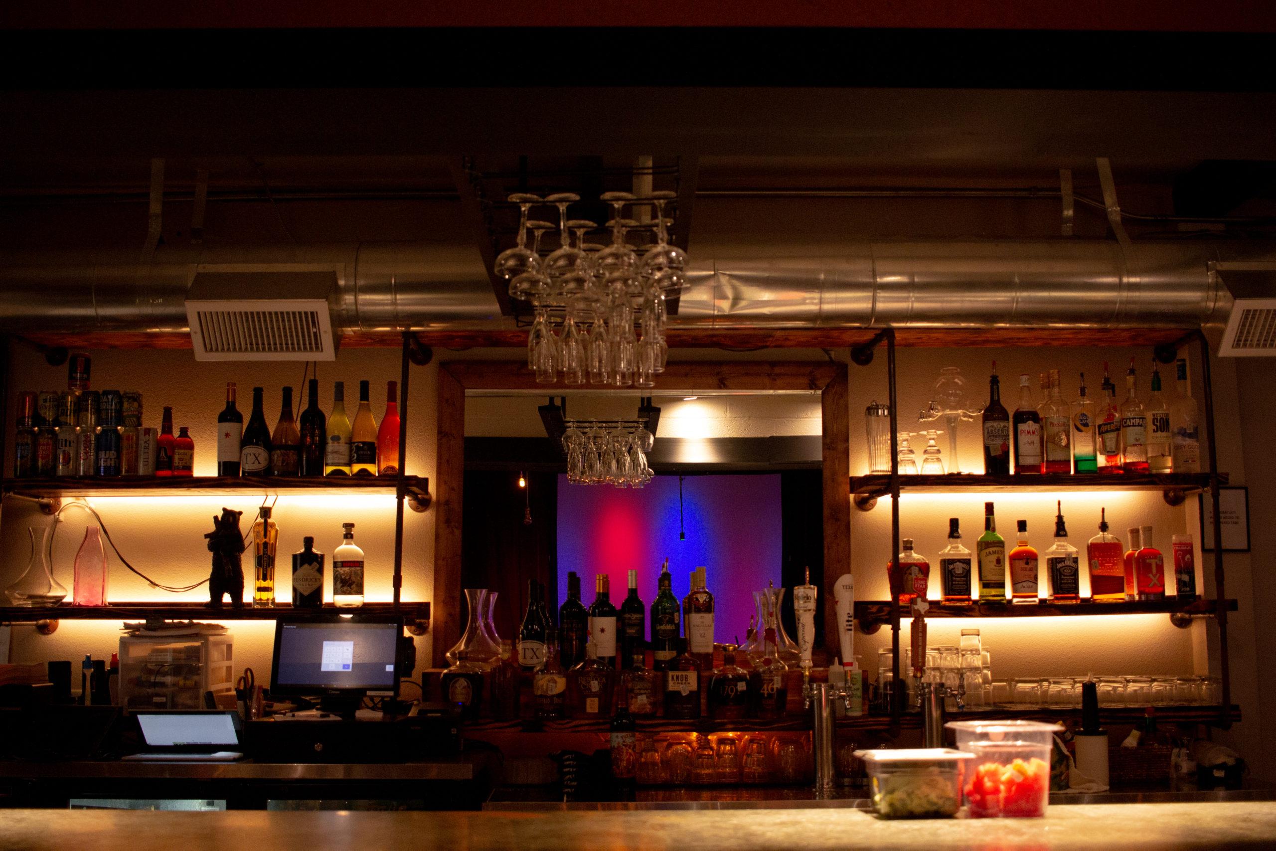 The Interior Bar