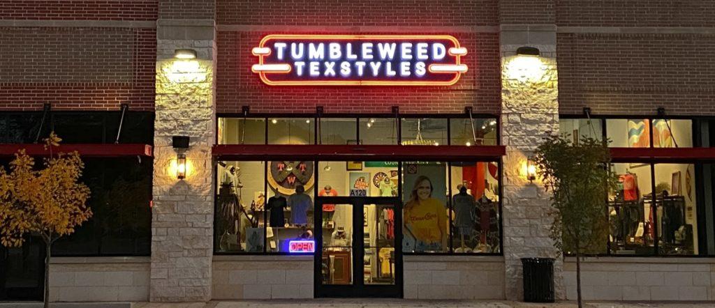 Tumbleweed Texstyles Sweet Neon Sign