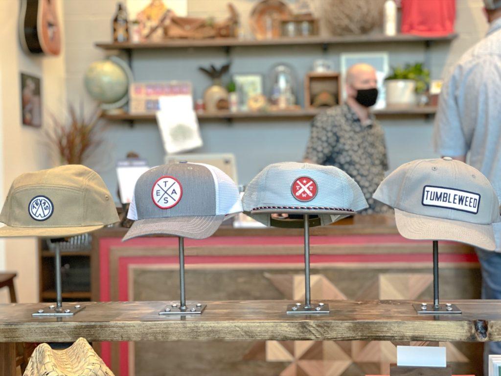 Tumbleweed Texstyles Hats.