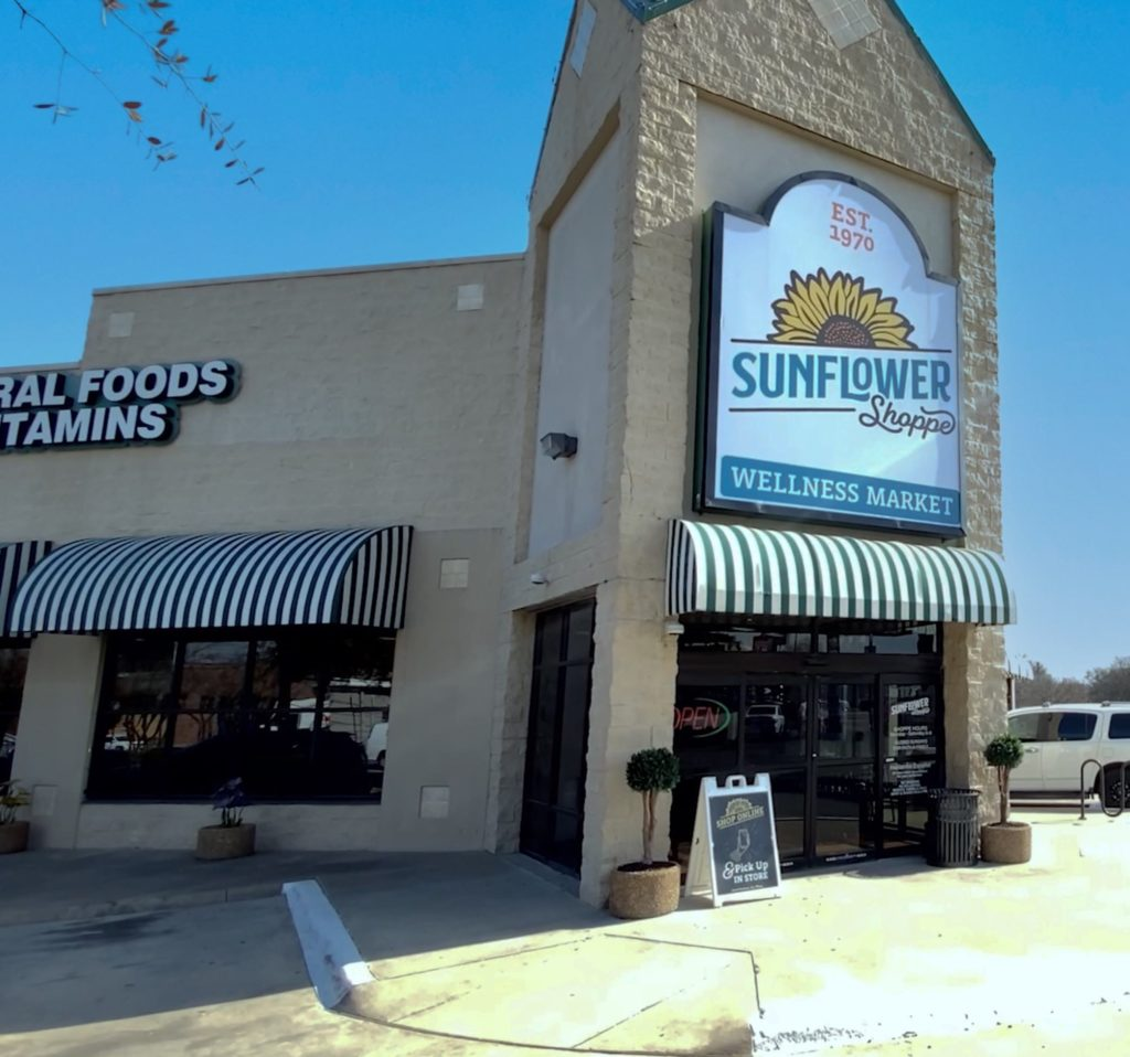 Community is family at Sunflower Shoppe